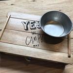 "【Purveyors別注】""Yes,We Camp!"" Armadillo Table アルマジロテーブル"