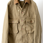 Rough Cotton Camp Shirt