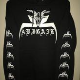 "Abigail ""Eastern black  metal  yakuza 94"" Hooded sweat shirts"