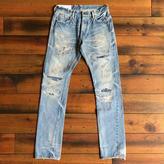 TCB × BLUE SAKURA Collaboration Jeans / TCBBS-DP01