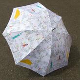 福岡 街並み 傘