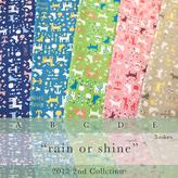 rain or shine -5colors (CO 112489)