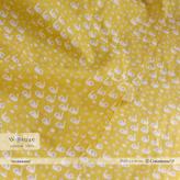 swaaaaan -yellow (CO912464 F)【ダブルガーゼ】
