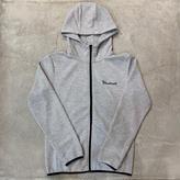 D19002《Dry Cotton Zip Hoodie》 C/# GRAY
