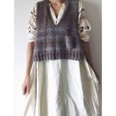 Hyldemoer vest by yuko shimizu  糸セット サイズ1,2