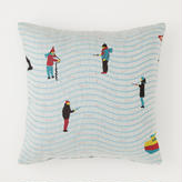 snip snap LAPLAND cushion cover   fishing