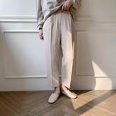 【NOKCHA  original】soft slacks/2colors