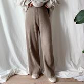 ✳︎予約販売✳︎lib knit long PT/3colors