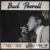 """Bud Powell  – """"The"""" Trio (Disques Vogue – LD 625-30)mono"""