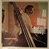 Al Haig – Today!(Mint Records  – AL 711)mono