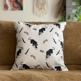 5656WORKINGS/BLK PANTHER PARTY CUSHION