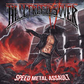 "HELL FREEZES OVER ""Speed Metal Assault"" (+ obi)"