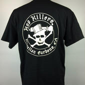 Men's Hog Killers SKULL Shirts