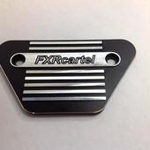 """""""FXRcartel"""" side plate for FXR FXRD FXRT"""