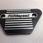 """""""FXR6speed"""" side plate for FXR FXRT FXRD"""