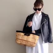 town mini tote fake basket