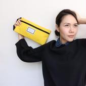 予約college bag  cordura yellow