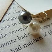 hug pearl ring (combination)