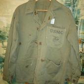 軍物シャツ1 SOLD