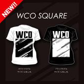 """WCO T """"WCO SQUARE"""""""