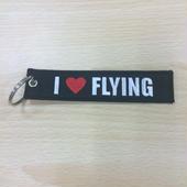 フライトタグ02【I♡FLYING】(太字)
