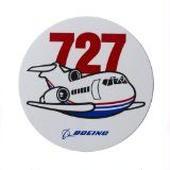 定番☆ボーイング【727・757】 ステッカー各種