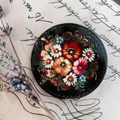 costume jewelry/brooch コスチュームジュエリー ブローチ    ■td-752