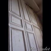[オーダー]アンティーク調ドア1800×450〜2000×600