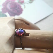 ドラゴンズブレス クラシカル金古美指輪