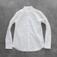 コットンリネンシャツ 【メンズ】