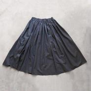 ゆるふわコットンスカート【レディス】