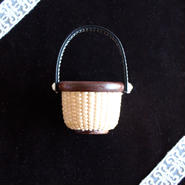Nantucket Basket 1.5inch Round