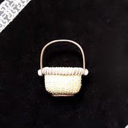 Nantucket Basket 1.5inch Oval
