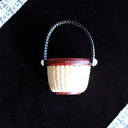 Nantucket Basket 1.5 inch Round