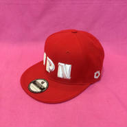 JPN PRIDE SNAPBACK CAP RED
