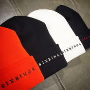SIXRINGS KNIT CAP