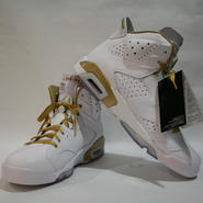 "NIKE AIR JORDAN 6 /  RETRO GMP ""GOLDEN MOMENT PACK"""