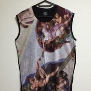 AXTION BRAND PHYSICAL ノースリーブシャツ
