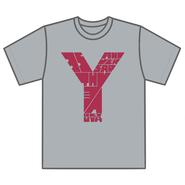 35th記念Tシャツ(Gray)