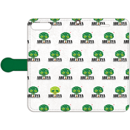 iPhone7Plus 手帳型スマホケース (ロゴ)