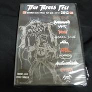 "Abigail ""True thrash fest 2012"" Live DVD and CD's"
