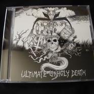 "Abigail ""Ultimate unholy death"" CD"