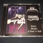 "Abigail ""Satan, Bitches & Rock'n Roll"" Split CD with Dulvel"