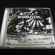 "Barbatos ""Live at Factory"" Live CD"