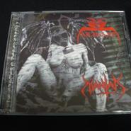 "Abigail ""The eastern desekratorz"" Split CD with Mantak"