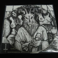 "Abigail ""Fucking satan"" Split picture 7'ep with Nunslaughter"