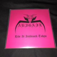 "Abigail ""Live at Antiknock Tokyo"" 7'ep Flexi"
