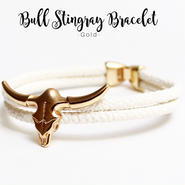 bull stingray  bracelet