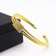 Tre linee box bracelet