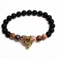 Wolf Matte Bracelet